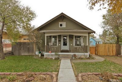 Brighton Single Family Home Under Contract: 328 North 6th Avenue