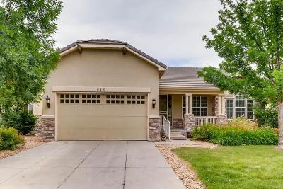 Broomfield Single Family Home Active: 4101 Corte Bella Drive