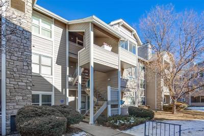 Littleton Condo/Townhouse Active: 8378 South Upham Way #D-306