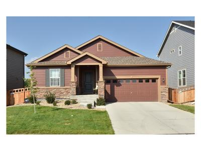 Dacono Single Family Home Under Contract: 3095 Sweetgrass Parkway