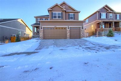 Cobblestone Ranch Single Family Home Under Contract: 7538 Oasis Drive