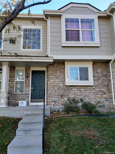 Aurora Condo/Townhouse Active: 1203 South Zeno Way #D