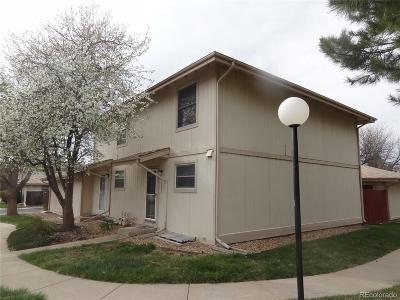 Aurora Condo/Townhouse Active: 11693 East Cedar Avenue