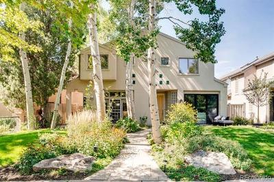 Denver, Lakewood, Centennial, Wheat Ridge Condo/Townhouse Active: 309 Jackson Street