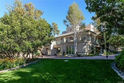 Castle Rock CO Single Family Home Active: $872,500