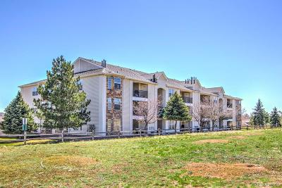 Littleton Condo/Townhouse Active: 12338 West Dorado Place #303