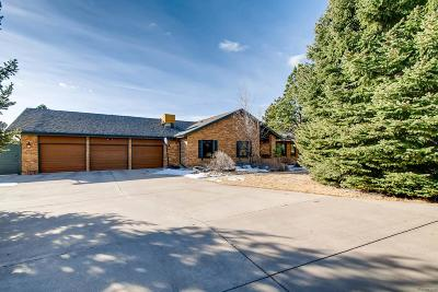 Parker Single Family Home Under Contract: 8330 North Sundown Trail
