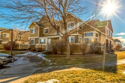 Longmont Condo/Townhouse Under Contract: 805 Summer Hawk Drive #37