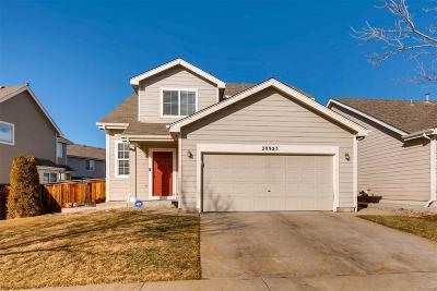 Denver Single Family Home Active: 20923 East 40th Place
