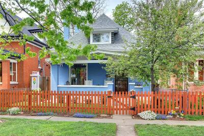 Single Family Home Under Contract: 375 South Pennsylvania Street