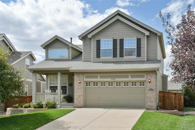 Highlands Ranch Single Family Home Under Contract: 9759 Sun Meadow Street
