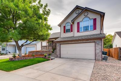 Thornton Single Family Home Under Contract: 13348 Cherry Circle