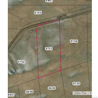 Hartsel CO Residential Lots & Land Active: $8,900