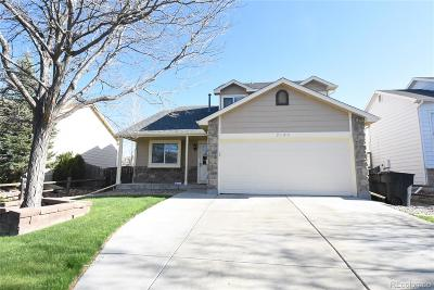 Thornton Single Family Home Active: 5180 East 120th Place