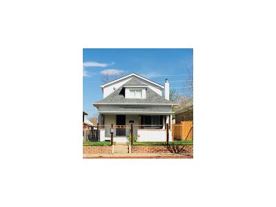 Denver Single Family Home Active: 3820 Zuni Street