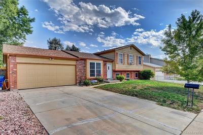 Aurora Single Family Home Active: 16556 East Arizona Drive