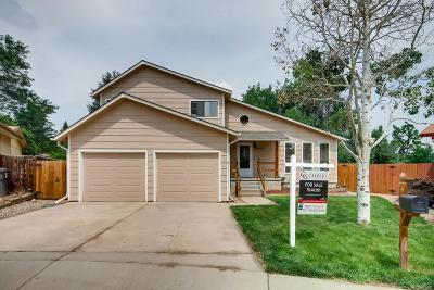 Broomfield County Single Family Home Active: 12980 Duke Court