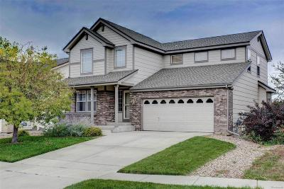 Arapahoe County Single Family Home Active: 1131 South Coolidge Circle