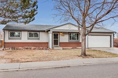 Aurora Single Family Home Active: 15767 East Union Avenue