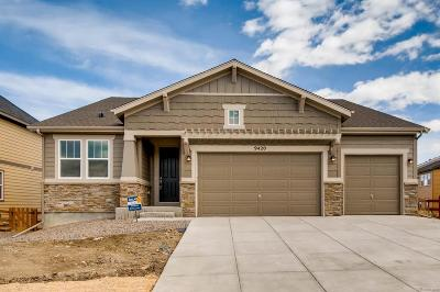 Arvada Single Family Home Under Contract: 9420 Umber Way