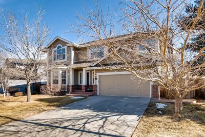 Parker Single Family Home Under Contract: 10542 Stonemeadow Drive