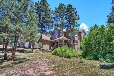 Larkspur Single Family Home Under Contract: 14375 Timber Trail