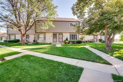 Littleton Condo/Townhouse Sold: 4237 West Ponds Circle