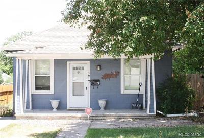 Denver Single Family Home Active: 30 Newton Street