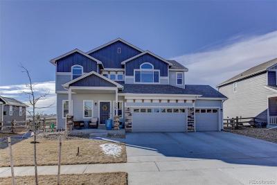 Berthoud Single Family Home Active: 511 Kansas Avenue