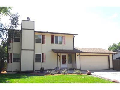 Broomfield Single Family Home Active: 13410 Alcott Way
