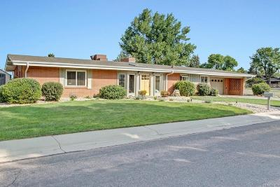 Wheat Ridge Single Family Home Active: 12153 West 30th Place
