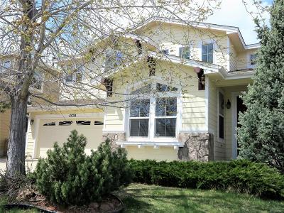 Highlands Ranch Single Family Home Under Contract: 10733 Middlebury Way