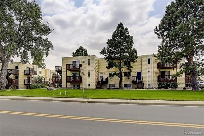 Wheat Ridge Condo/Townhouse Under Contract: 9380 West 49th Avenue #115