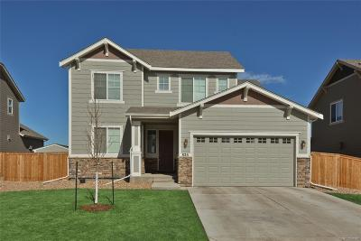 Berthoud Single Family Home Under Contract: 826 Wagon Bend Road