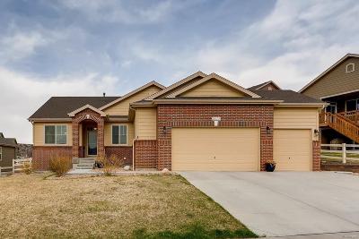 Castle Rock CO Single Family Home Active: $499,900