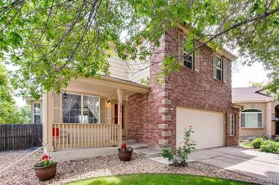 Hunters Glen Single Family Home Under Contract: 1679 East 131st Circle