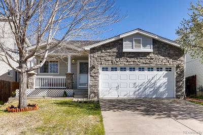 Aurora CO Single Family Home Active: $329,900