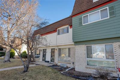 Denver Condo/Townhouse Active: 6396 East Mississippi Avenue