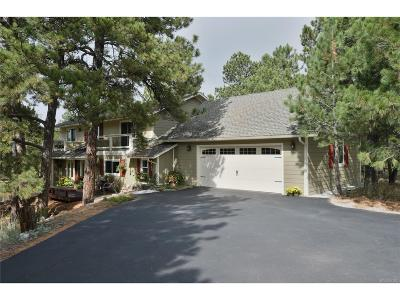 Douglas County Single Family Home Active: 1434 Tomichi Drive