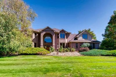 Niwot Single Family Home Active: 6864 Springhill Drive