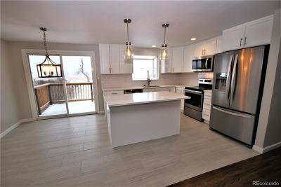 Northglenn Single Family Home Under Contract: 11514 Claude Court