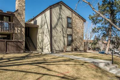 Arvada Condo/Townhouse Under Contract: 7790 West 87th Drive #E