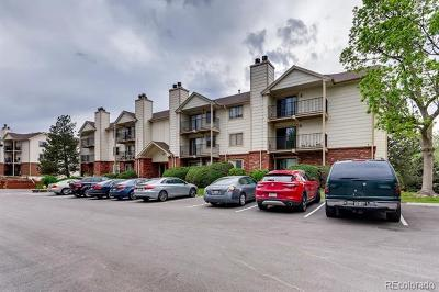Aurora Condo/Townhouse Active: 471 South Kalispell Way #207