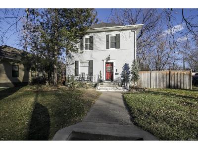 Denver Single Family Home Active: 1190 South York Street