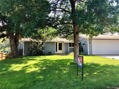 Broomfield CO Single Family Home Under Contract: $374,900