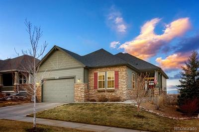 Arvada Single Family Home Active: 13721 West 87th Drive