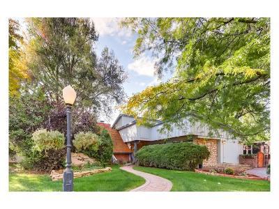 Denver CO Single Family Home Active: $569,900