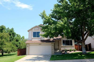 Highlands Ranch Single Family Home Active: 6233 Laguna Circle