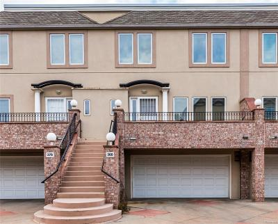 Castle Rock, Conifer, Cherry Hills Village, Greenwood Village, Englewood, Lakewood, Denver Condo/Townhouse Active: 368 North Emerson Street