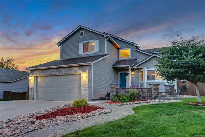 Parker Single Family Home Under Contract: 23729 Glenmoor Drive
